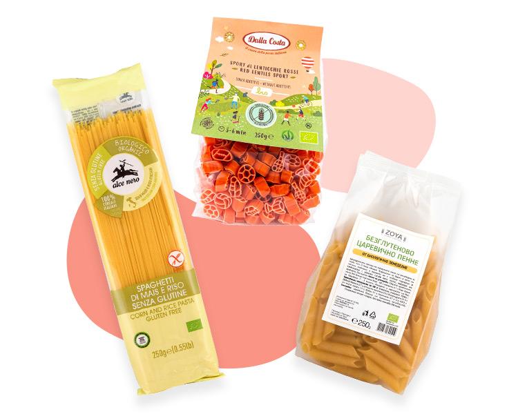 Паста, спагети, нудъли