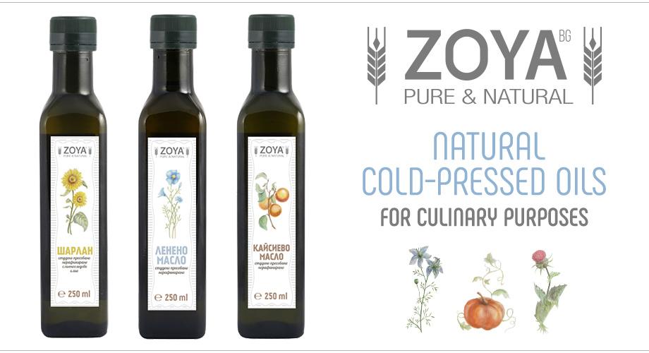 ZoyaBG Oils ®