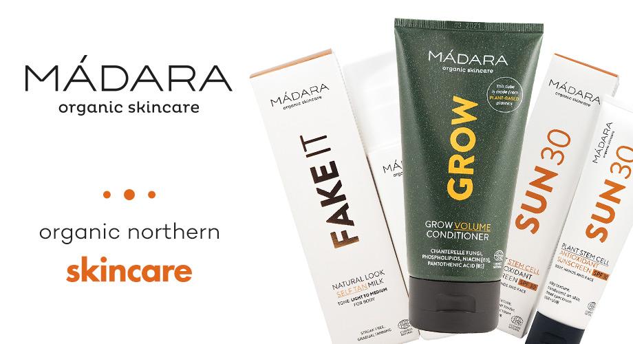Madara - Latvian organic skincare