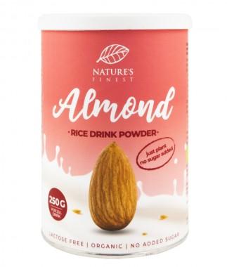 Оризова суха напитка с бадеми - био - 250 г