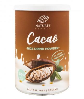 Оризова суха напитка с какао - био - 250 г