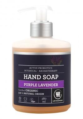 Течен сапун за ръце Purple Lavender - био - 380 мл