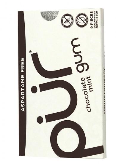 Дъвки с ксилитол Chocolate Mint