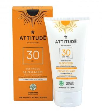 Слънцезащитен крем Tropical SPF30 - 150 г