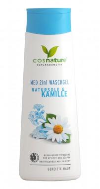 MED 2-in-1 Washing Gel Natural Brine & Camomile - 250ml