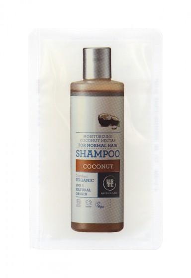 Шампоан с кокос за нормална коса - био - 10 мл ,  1 бр