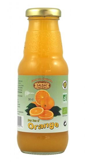 Сок от портокал - био - 300 мл, Saldac,  300 мл
