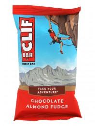 Енергиен десерт Clif Bar - шоколад и бадеми - 68 г, Clif Bar,  68 г