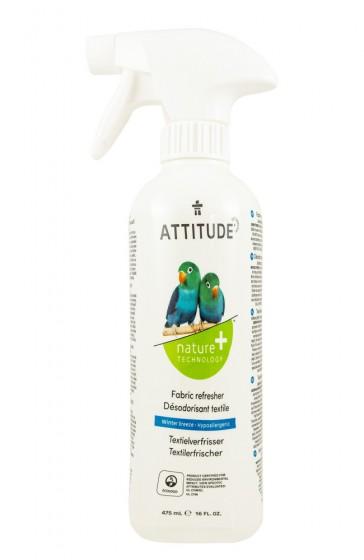 Fabric Refresher Glacial - 475ml, Attitude,  475 ml