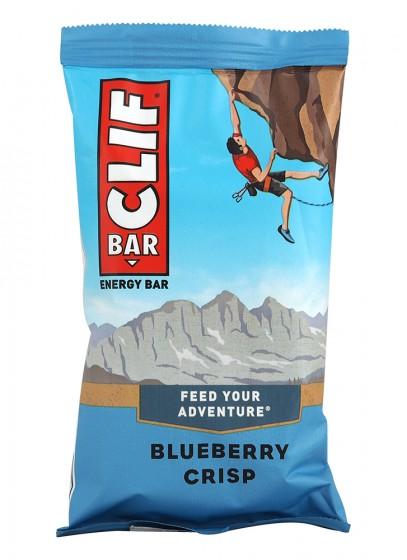 Енергиен десерт Clif Bar - хрупкава боровинка - 68 г, Clif Bar,  68 г
