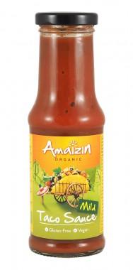 Био доматен сос за тако - леко лют - 220 г
