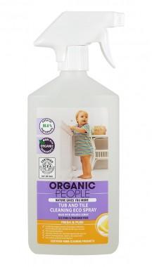 Спрей за почистване на баня с био лимон - 500 мл
