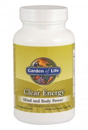 Clear Energy - B витамини и адаптогени - 60 таблетки,  60 бр