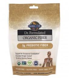 Пребиотични фибри на прах без аромат - био - 192 г