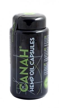 Конопено масло в растителни капсули - 84 бр