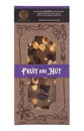 """Млечен шоколад """"Плодове и ядки"""" - био - 100 г, Chocolate Tree,  100 г"""