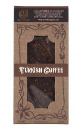 """Тъмен шоколад """"Турско кафе"""" - био - 100 г, Chocolate Tree,  100 г"""