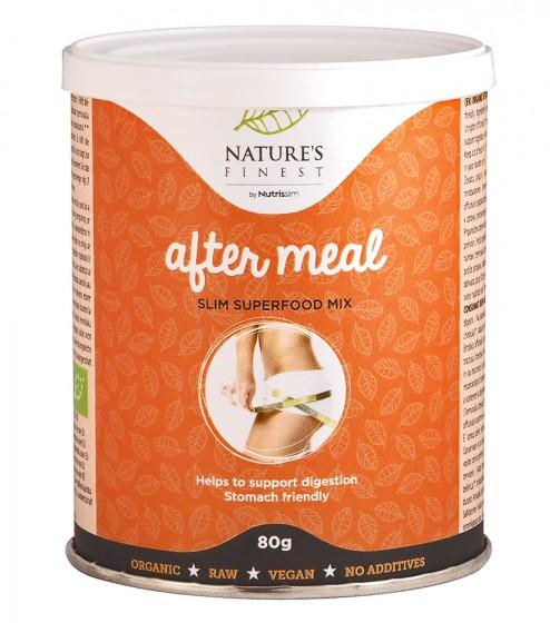 Хранителна добавка на прах After Meal - био - 80 г