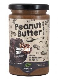 Фъстъчено масло Шоколад - био - 350 г, Nutrisslim,  350 г