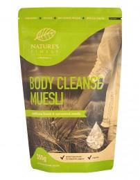 Мюсли Body Cleanse - био - 350 г, Nutrisslim,  350 г