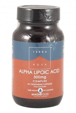 Комплекс с алфа-липоева киселина - 50 бр