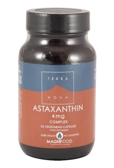 Комплекс с астаксантин  - 50 бр, Terra Nova,  50 бр