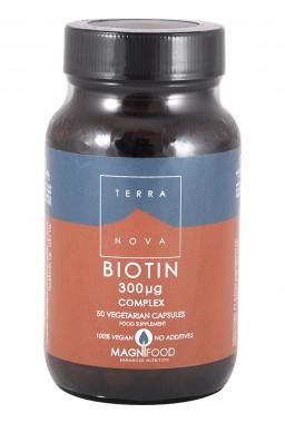 Комплекс с биотин - 50 бр
