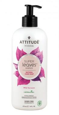 Natural Hand Soap White Tea Leaves - 473ml