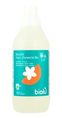 Препарат за бяло и цветно пране Портокалов цвят - био - 1 л