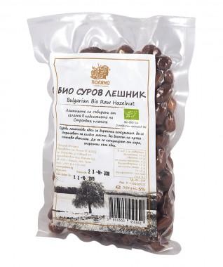 Сурови лешници - био - 250 г