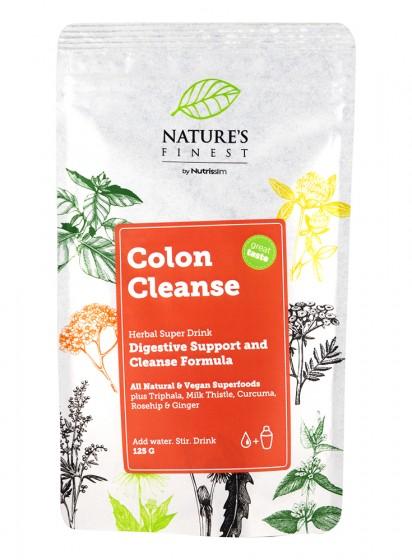 Хранителна добавка за добро храносмилане Colon Cleanse на прах - 125 г, Nutrisslim,  125 г