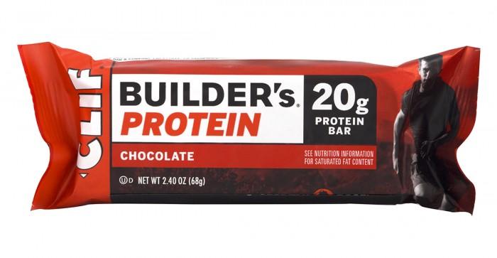 Протеинов бар Builder's - шоколад  - 68 г, Clif Bar,  68 g