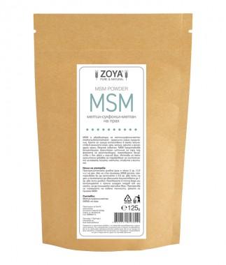 MSM (Метилсулфонилметан МСМ) на прах 125/250 г