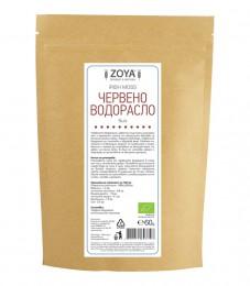 Червено водорасло (Irish moss) - био - 60 г, ZoyaBG ®,  60 г