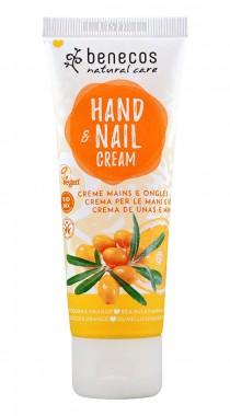 Крем за ръце и нокти Облепиха и портокал - 75 мл