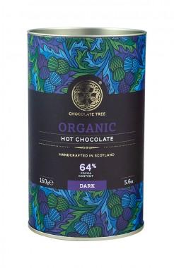 Тъмен шоколад за пиене - био - 160 г