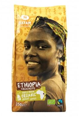 Мляно кафе арабика Етиопия - био и Fair Trade - 250 г