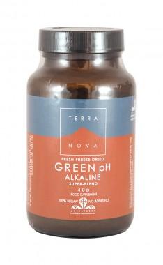 Зелена алкализираща смес от суперхрани - 40 г