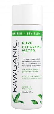Освежаваща вода за лице - 200 мл
