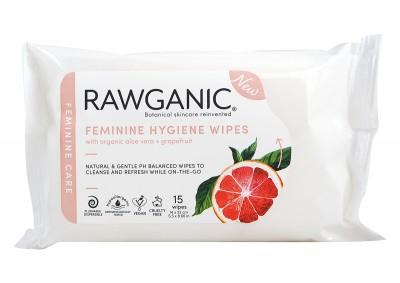 Интимни мокри кърпички за жени - 15 бр