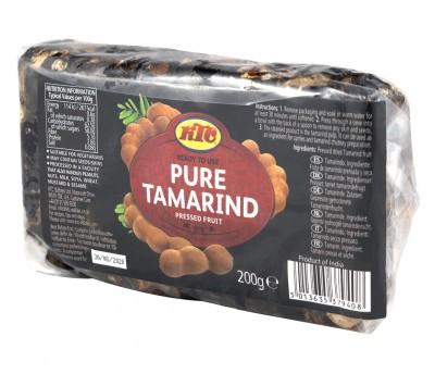 Тамаринд - пресован на паста - 200 г