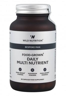 Мултивитамини и минерали за мъже - 60 капсули