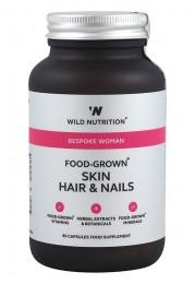 Комплекс за жени - Кожа, коса и нокти - 60 капсули