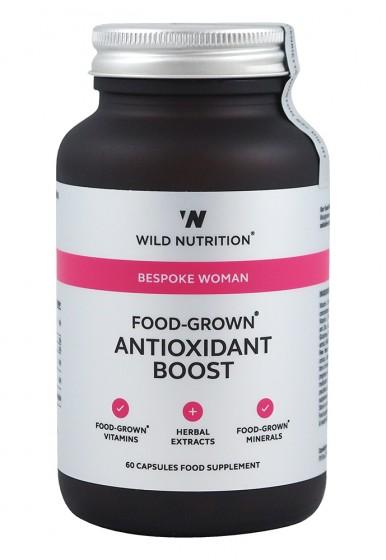 Антиоксидантен комплекс за жени - 60 капсули, Wild Nutrition,  60 бр