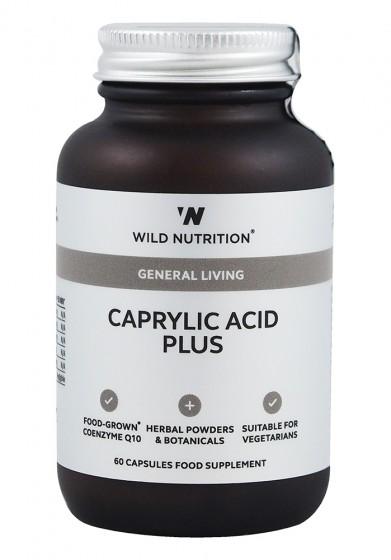 Каприлова киселина плюс - 60 капсули