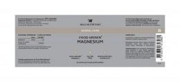 Магнезий - 60 капсули, Wild Nutrition,  60 бр