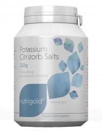 Калиеви соли (калиев цитрат) - 110 г
