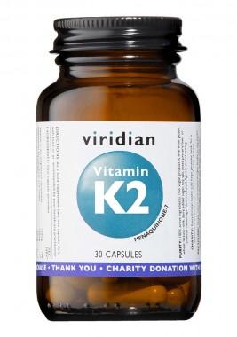 Vitamin K2 - 30 capsules
