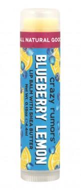 "Балсам за устни с боровинка и лимон ""Blueberry Lemon"""