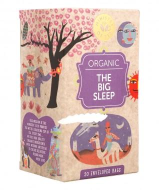 Големият сън - органичен безкофеинов чай - 20 бр